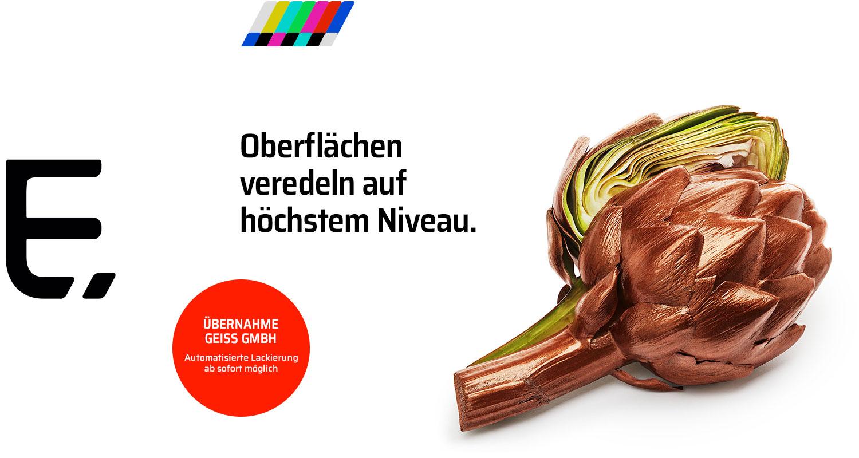 Einhaus GmbH - Meldung zur Übernahme Geiß GmbH